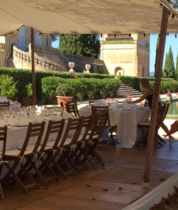 Mariage au chateau location
