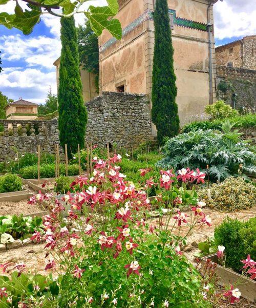 jardin-chambre-d'hote-provence-arnajon